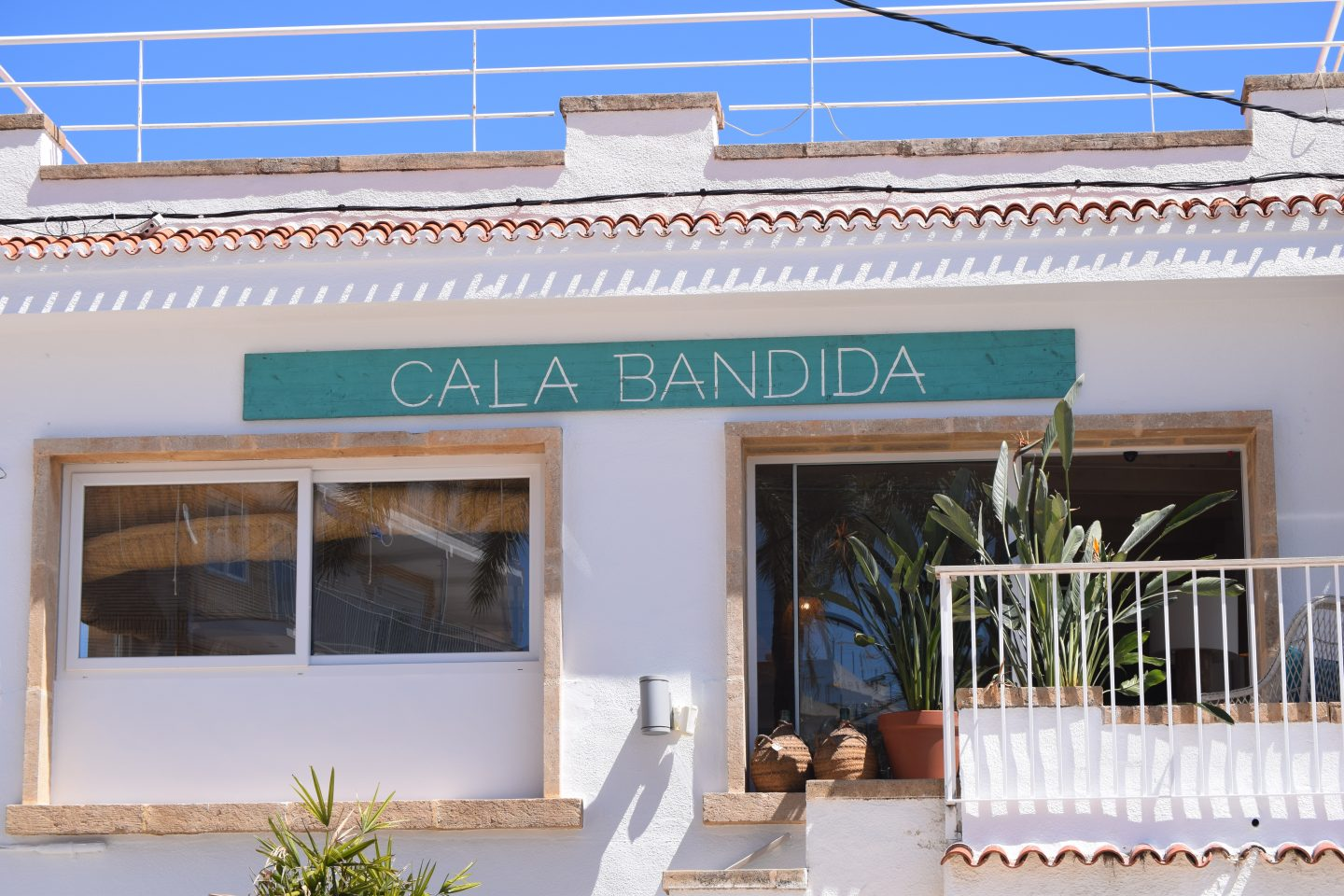Our new favourite…Cala Bandida