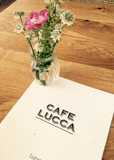 Lunch at Cafe Lucca #BEDM 29