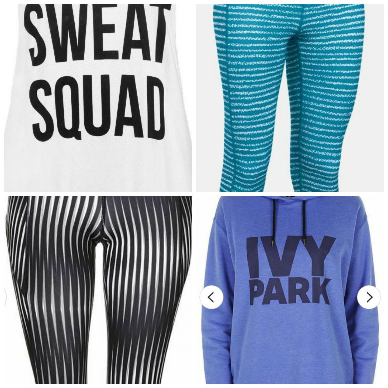 Gym Kit Wish List