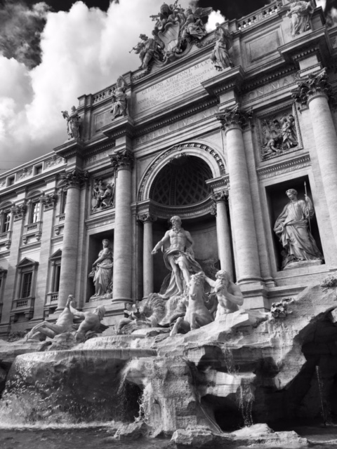 Trevi Fountain Rome