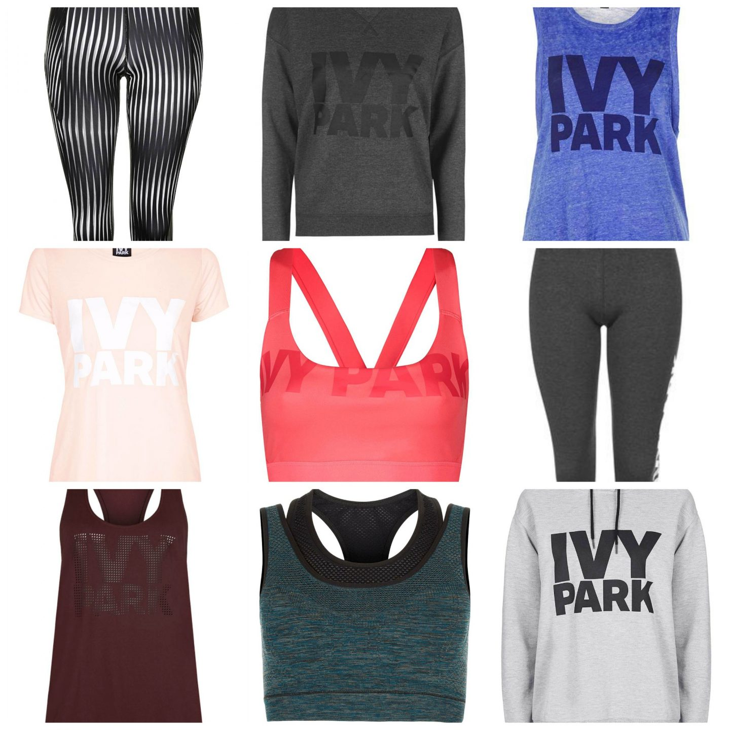 A Look at Ivy Park A/W 2016