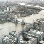 London Bridge from The Shard