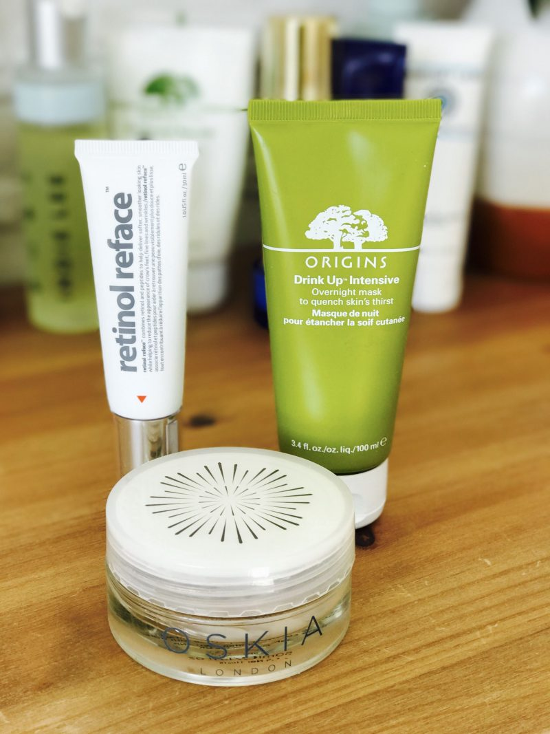 weekly skincare treatments