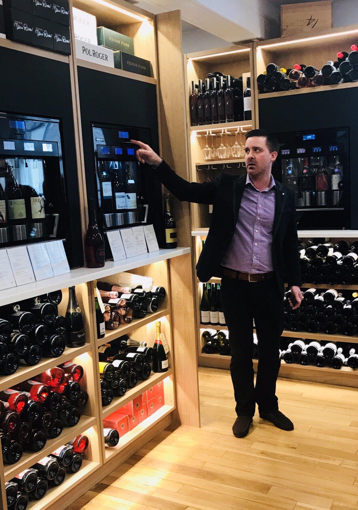 Le Vignoble – Bath's newest wine bar