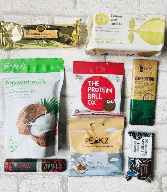Vegan Crowd Snack Box Bundle!