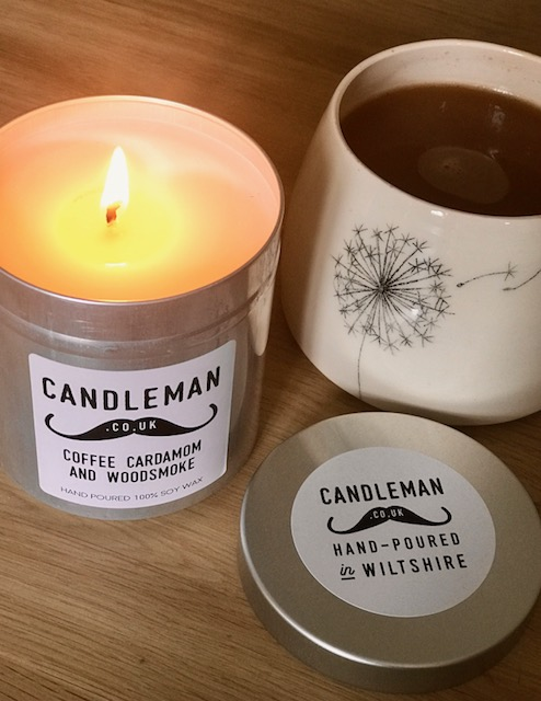 Meet the 'Candleman'