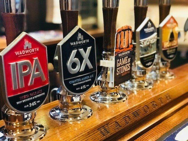Wadworth Brewery Tour