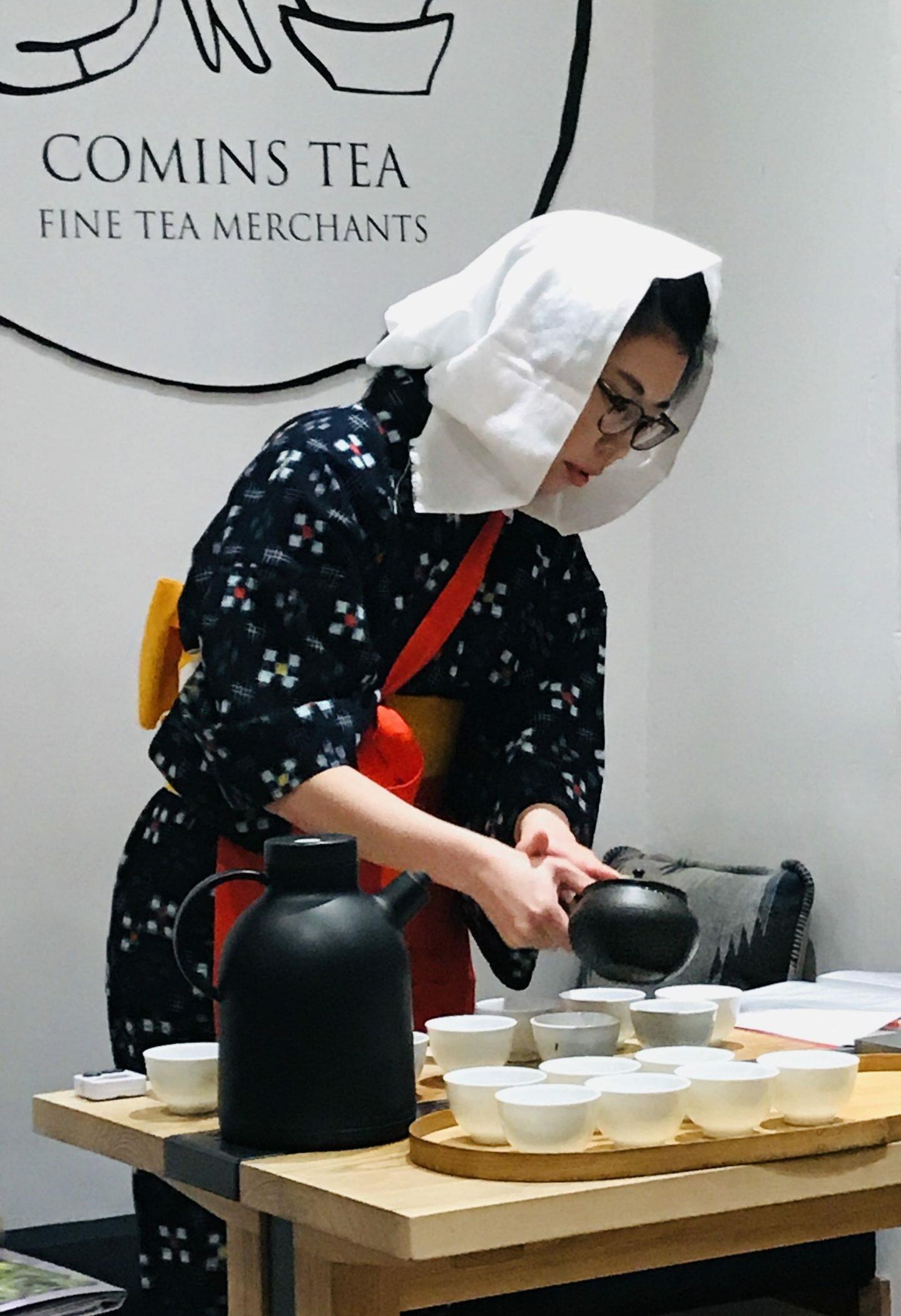 Japanese Tea Experience