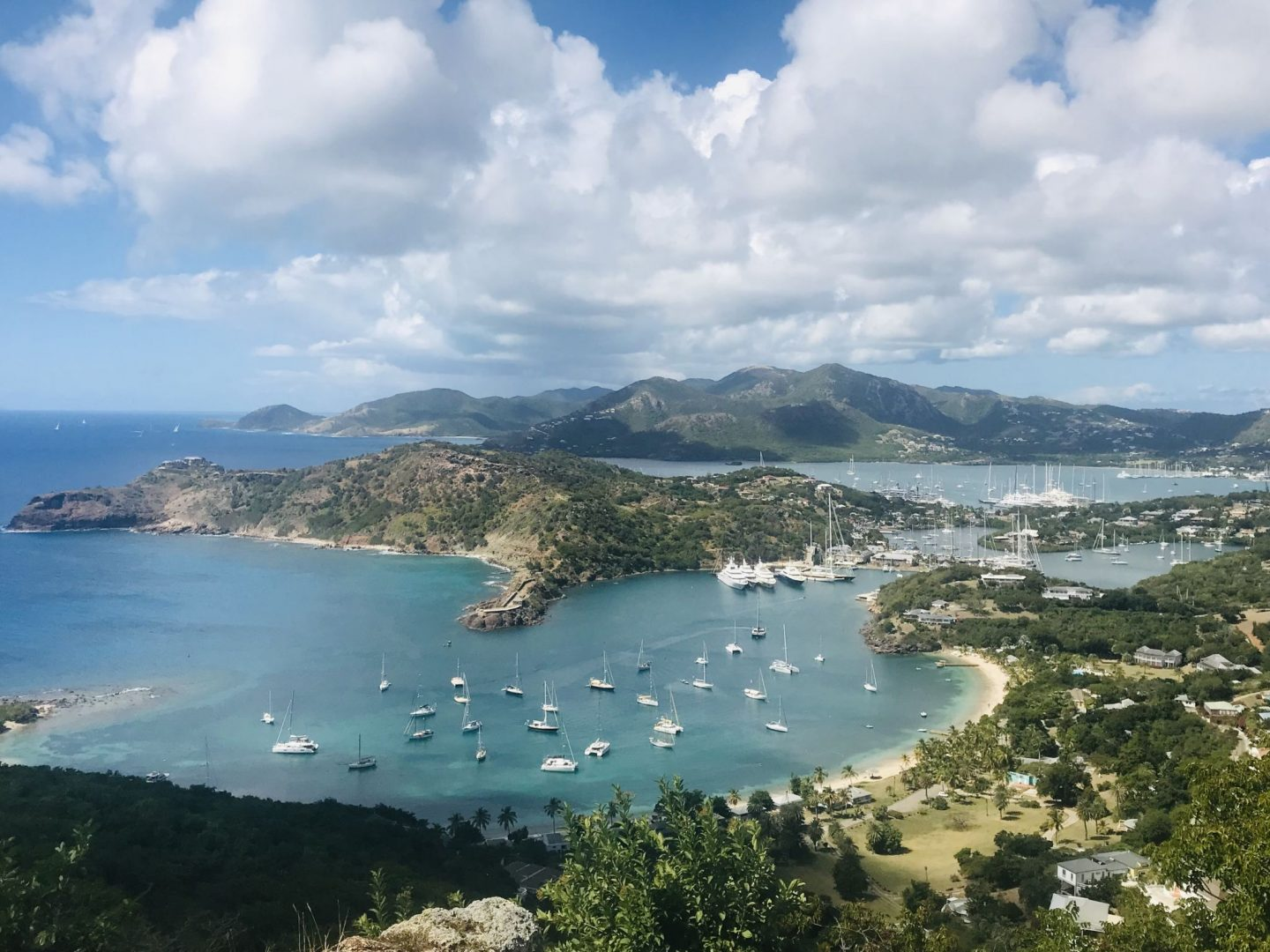 Antigua – a Tour of the island