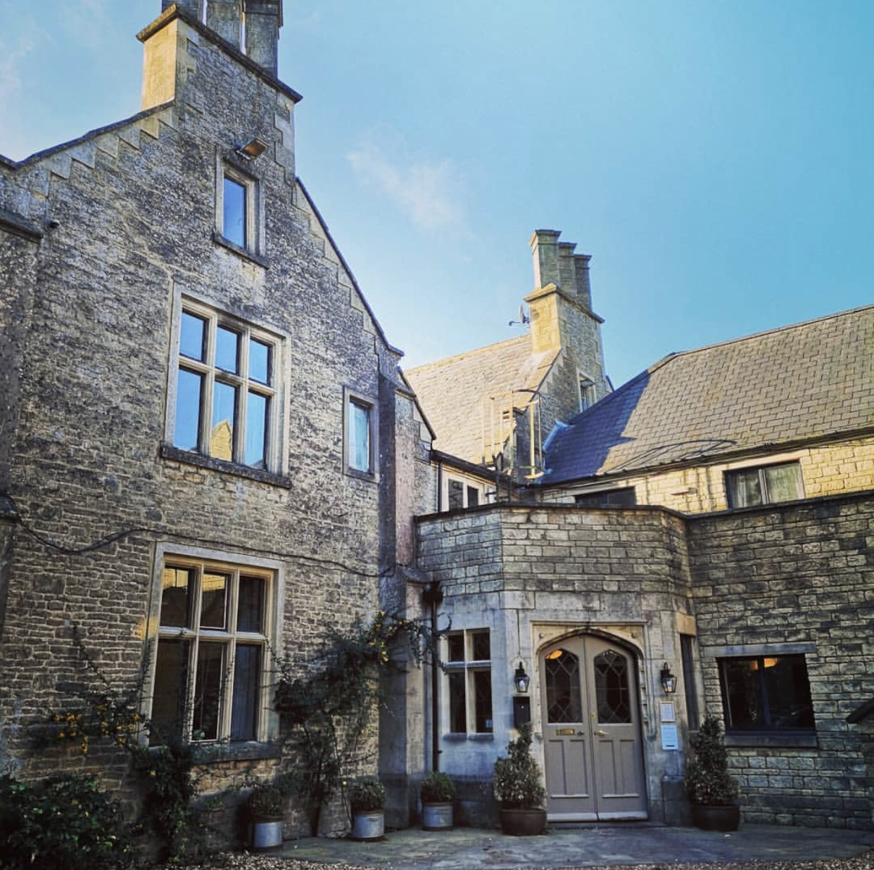 Staying at Stanton Manor